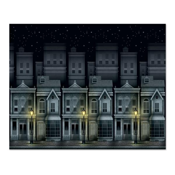 Dekofolie Viktorianisches Stadtbild - England Deko