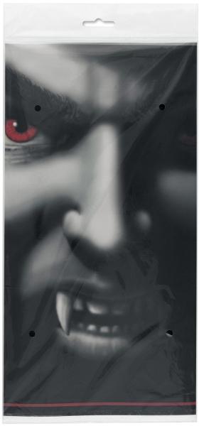 Plastiktischdecke Grusel-Vampir, 274x137cm