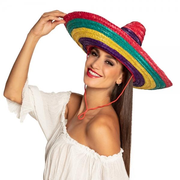 Sombrero Consuela - Mexiko Deko