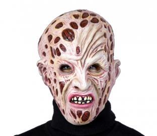 Latex-Maske Narbengesicht