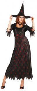 Damenkostüm Red Skull