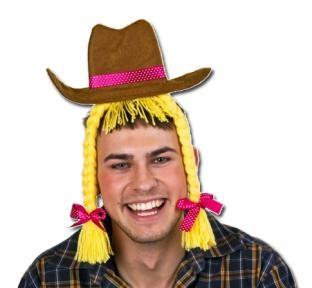 Haarreif Cowgirl