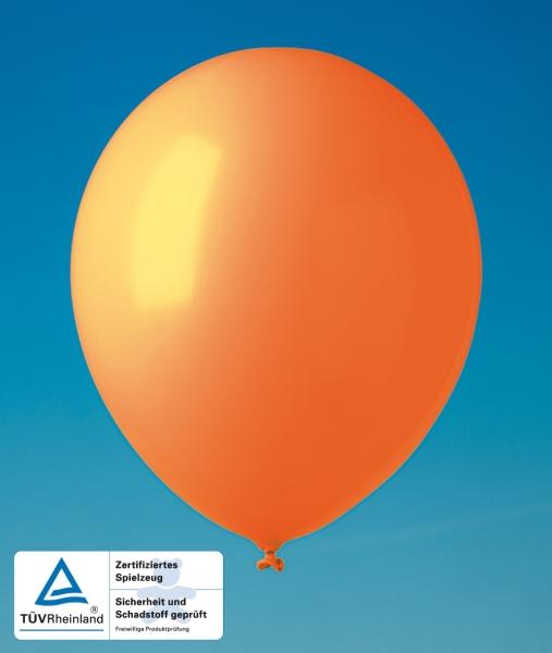 Party-Extra Luftbalons , orange