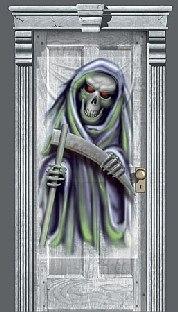 Dekofolie Tödlicher Türsteher