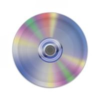 Pappteller CD, 8er Pack