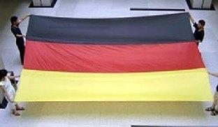 Mega-XXl-Flagge Deutschland, 5 m x 3 m groß