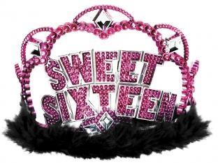 Tiara Sweet 16