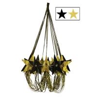 Festkranz Golden Starlight, ca 45 cm Durchmesser