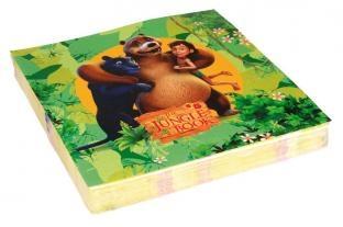 Servietten The Jungle Book, 20er Pack