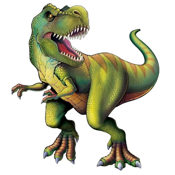 Riesen Cutout Tyrannosaurus Rex - Dinosaurier Deko