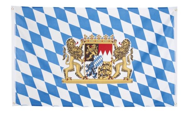 Bayernflagge - Oktoberfest Deko