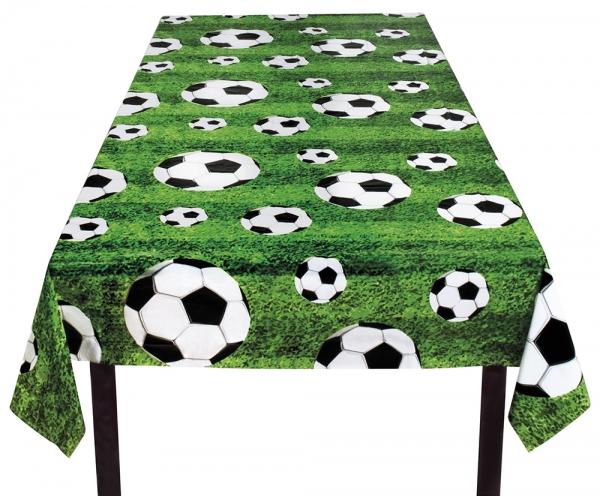 Party-Extra Tischdecke Fußballparty - Fußball Tischdeko
