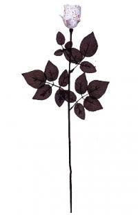 Blutige Deko-Rose