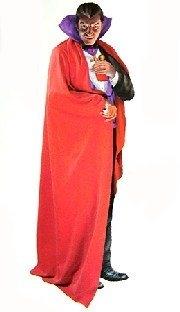 Dekofolie Vampir, 190 cm