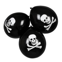 Luftballons Piratenparty - Piraten Deko