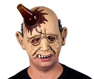 Latex-Maske Bierleiche